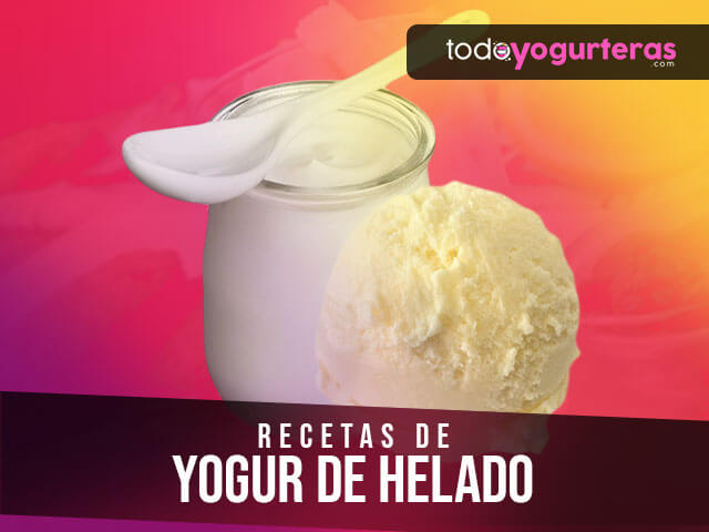 yogurt de helado