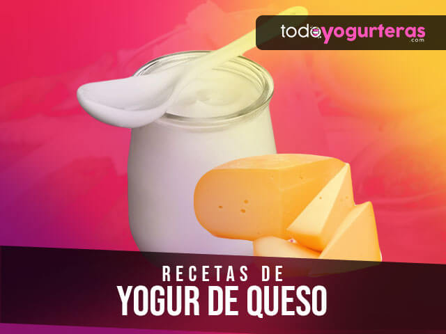yogurt de queso