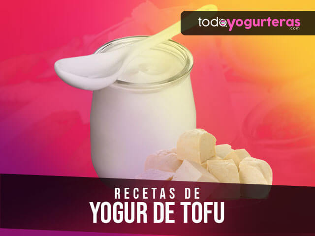 yogurt de tofu