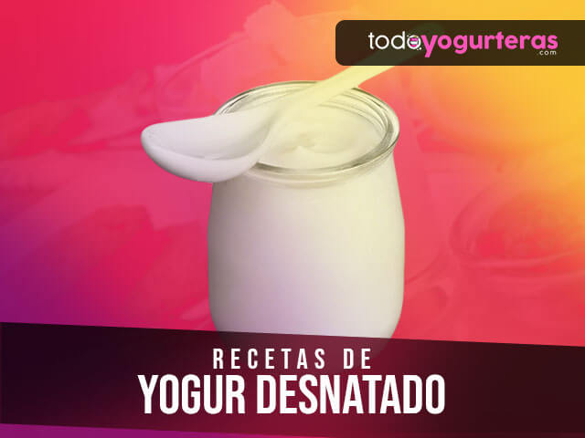 yogurt desnatado